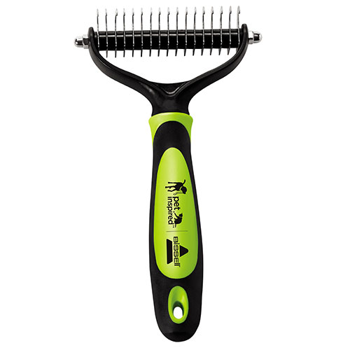 Furget It DeShedding Brush 2064 BISSELL Pet Inspired Pet Products