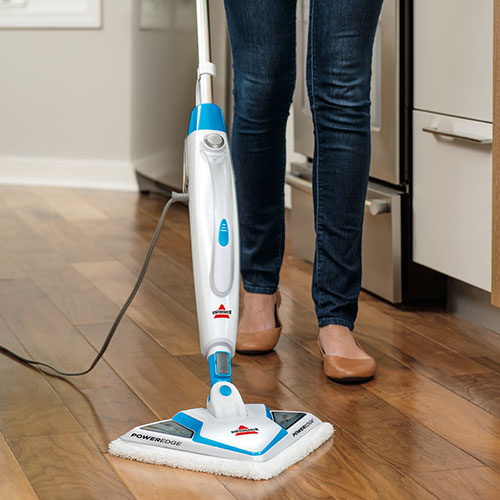 PowerEdge LiftOff Steam Mop BISSELL Steam Cleaner - Hard floor mopping machine