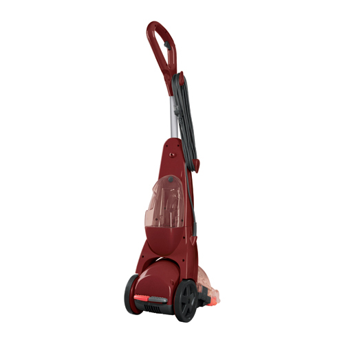 Quicksteamer Powerbrush Carpet Cleaner 20803 Back View