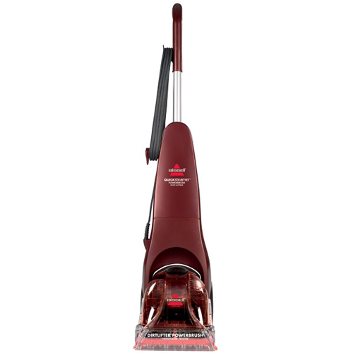 Quicksteamer Powerbrush Carpet Cleaner 20803 Front View