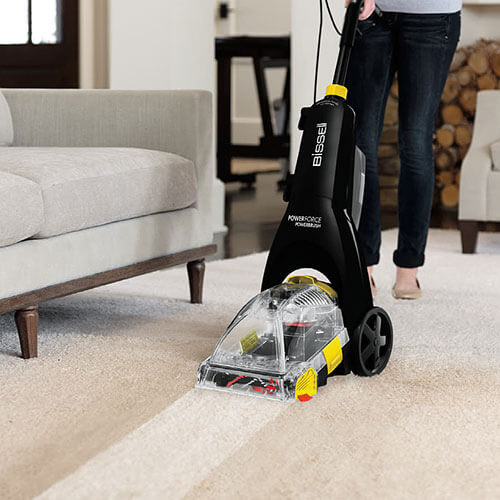 PowerForce PowerBrush 2089 BISSELL Carpet Cleaner 1Couch