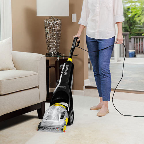 PowerForce PowerBrush 2089 BISSELL Carpet Cleaner Couch