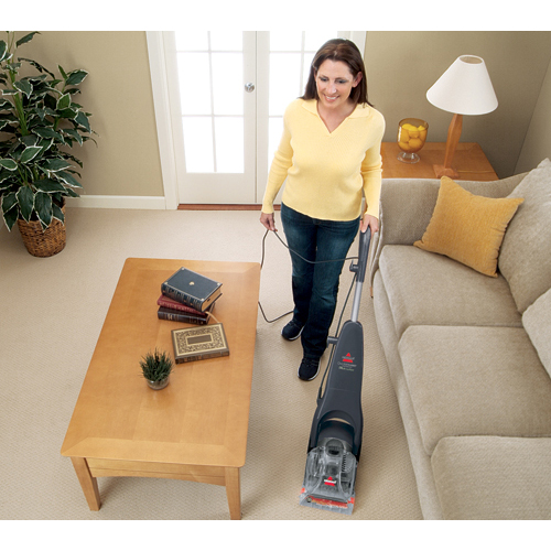 Quicksteamer 174 Multi Surface Upright Carpet Cleaner Bissell 174