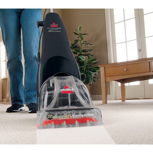 Quicksteamer Multi Surface Upright Carpet Cleaner Bissell