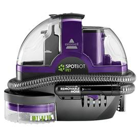 robotic carpet cleaner, robotic