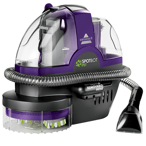 Spotbot Pet Robotic Portable Carpet Cleaner 2114 Bissell