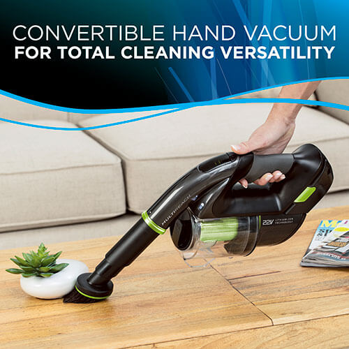 Multi Reach Cordless Vacuum Cleaning Table