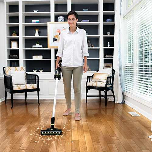 Multi Reach Cordless Vacuum Hard Floor Crumbs