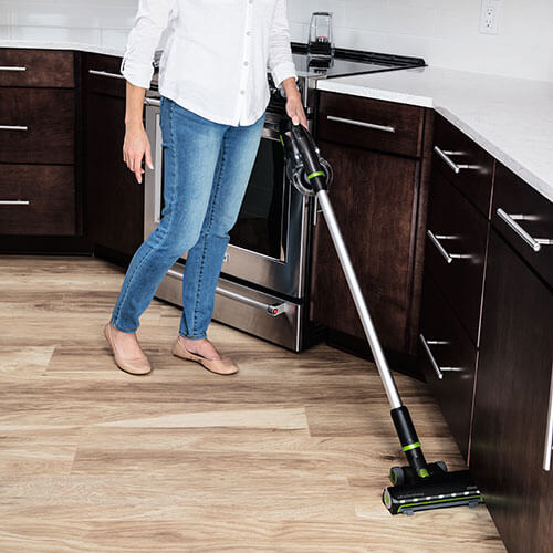 Multi Reach Cordless Vacuum Hard Floor Edge Suction
