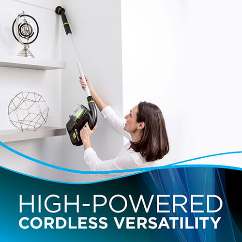 Multi Reach Cordless Vacuum Reach High