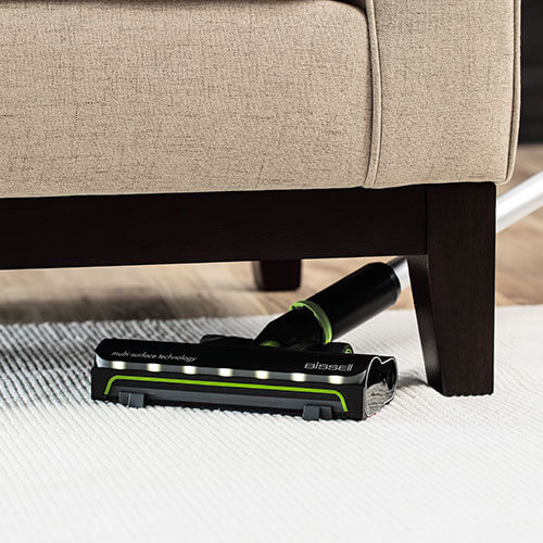 Multi Reach Cordless Vacuum Under Couch