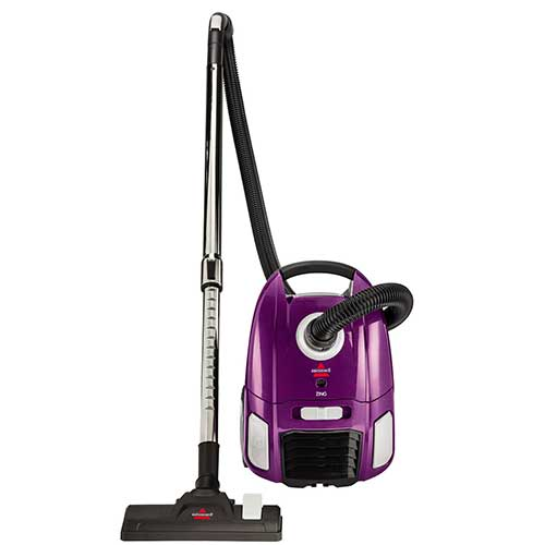 Zing 174 Bagged Canister Vacuum 2154a Bissell 174