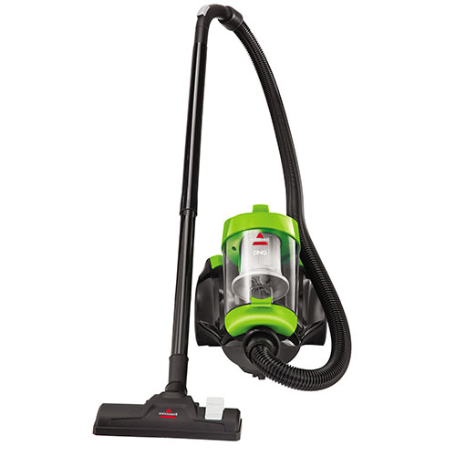 zing bagless canister vacuum 2156a - Canister Vacuum Cleaners