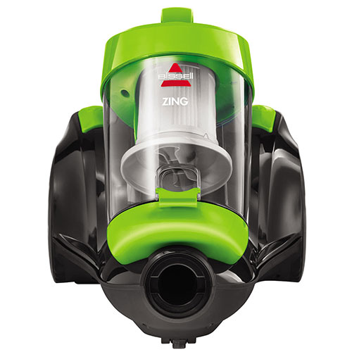 Zing Bagless Canister Vacuum POD