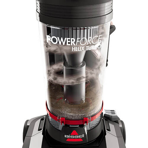 PowerForce Helix Turbo 2190 BISSELL Vacuum Cleaner Cyclone