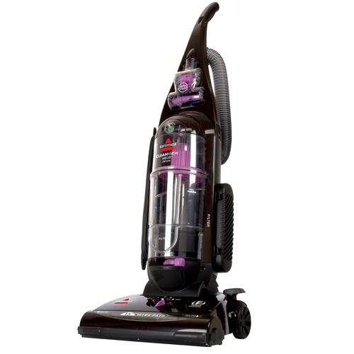 Cleanview Helix Deluxe Vacuum 21k3 Side Angle View
