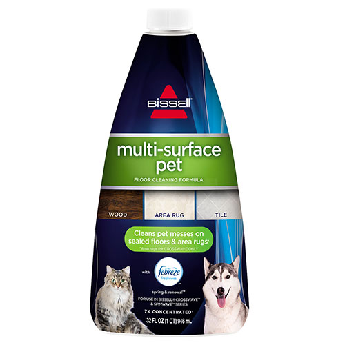 Multi Surface Pet With Febreze Freshness 2295 Bissell Formula