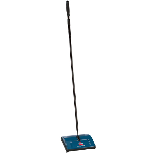 BISSELL Sturdy Sweep Floor Cleaner Blue