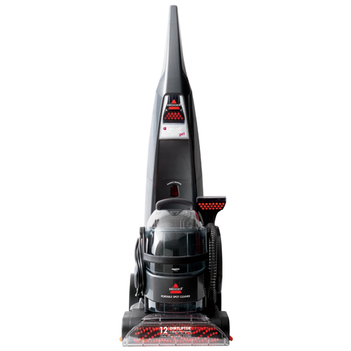 compare upright carpet cleaners and carpet shampooers