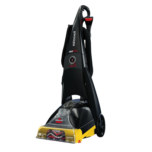 Proheat Carpet Cleaner 25A3W Side Angle View