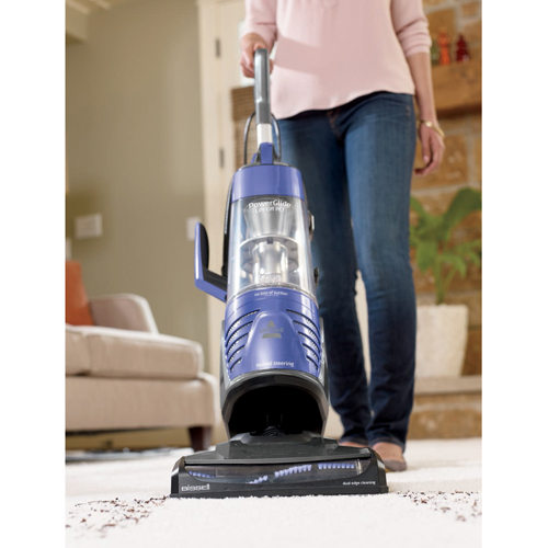 PowerGlide Deluxe Pet LiftOff Vacuum 2763 Cleaning Path