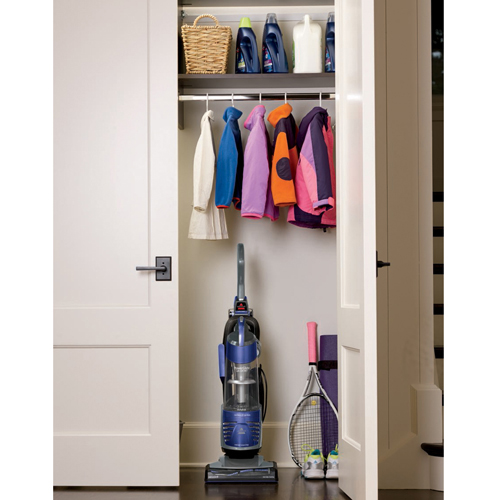 ... PowerGlide Deluxe Pet LiftOff Vacuum 2763 Storage Closet ...