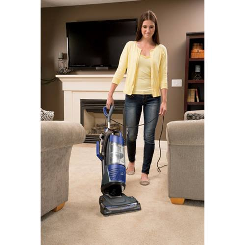 PowerGlide Deluxe Pet LiftOff Vacuum 2763 Upright Vacuuming