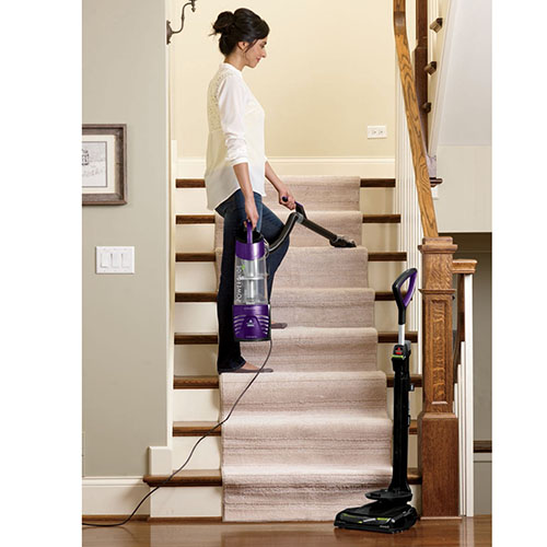 Powerglide LiftOff Deluxe Pet Vacuum 27636 stairs