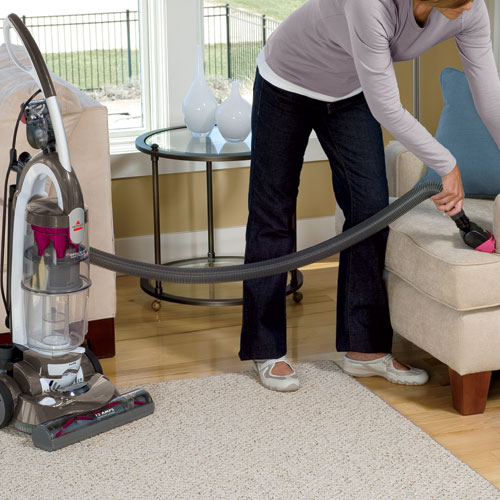 Opticlean Multicyclonic Pet Vacuum 30C7T upholstery Cleaning
