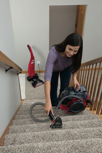 DeepClean LiftOff Deluxe Pet Carpet Cleaner 30K7 Stair Cleaning Portable Carpet Cleaner