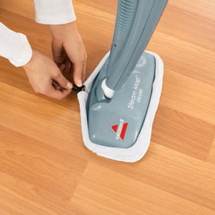 hard floor cleaner steam mop deluxe floor steam cleaner bissell 174 12030