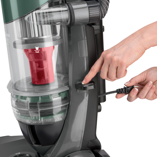 Cleanview Deluxe Vacuum 3247 Automatic Retractable Cord