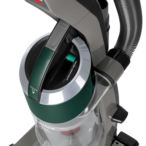 Cleanview Deluxe Vacuum 3247 Suction Indicator