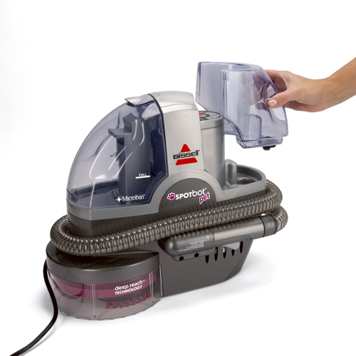 Spotbot Pet Carpet Cleaner 33n8a Bissell
