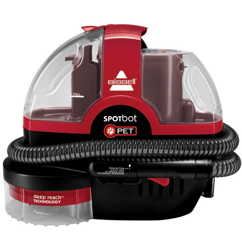 Spotbot Pet Portable Carpet Cleaner 33N8T Front View