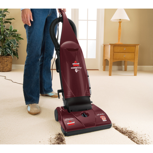 powerforce bagged upright vacuum bissell rh bissell com Bissell PowerForce Blue Magic Bissell PowerForce 12 Amp