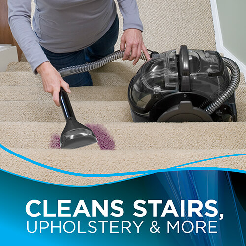 ... Spotclean Pro Portable Carpet Cleaner 3624 Stair Carpet Cleaning
