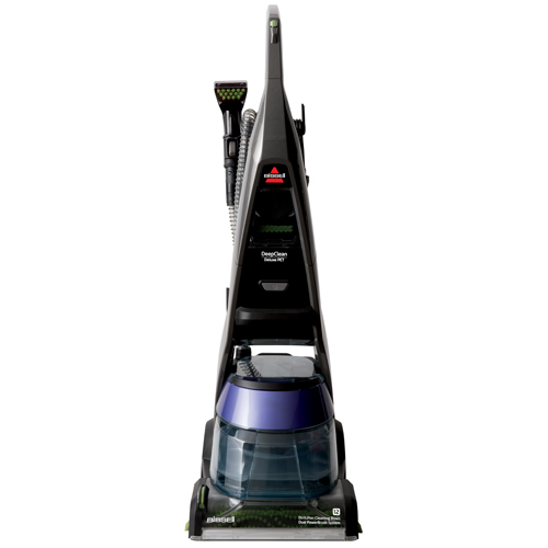 DeepClean Deluxe Pet Carpet Cleaner Front View