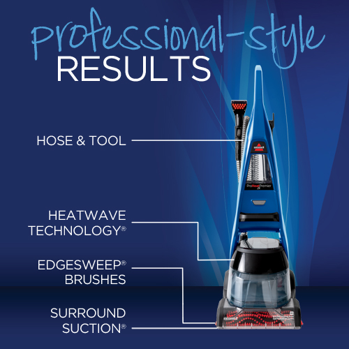 ProHeat 2X Premier Carpet Cleaner Product Features