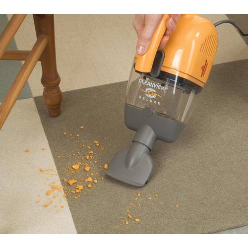 Cleanview Handheld Vacuum 47R5B attachments
