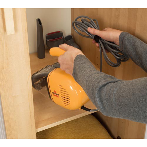 Cleanview Handheld Vacuum 47R5B storage