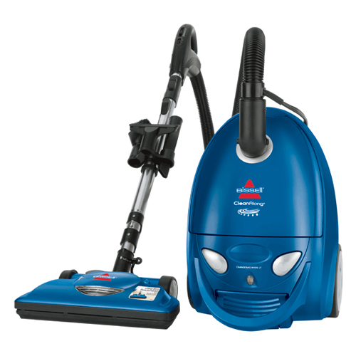 Cleanalong 174 Bagged Canister Vacuum Bissell 174