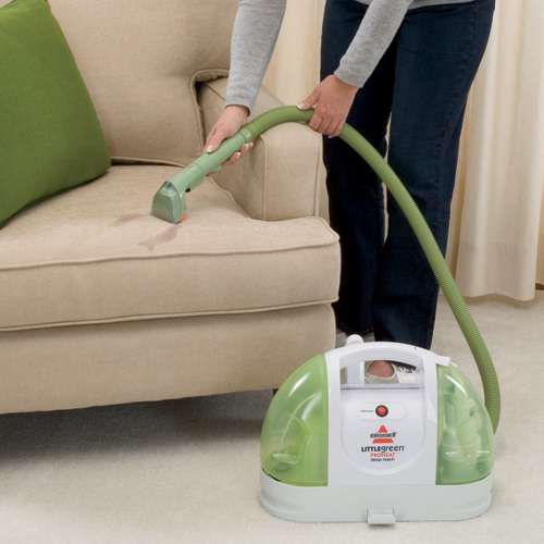 Little Green Proheat DeepReach Carpet Cleaner 50Y6A Upholstery Cleaning