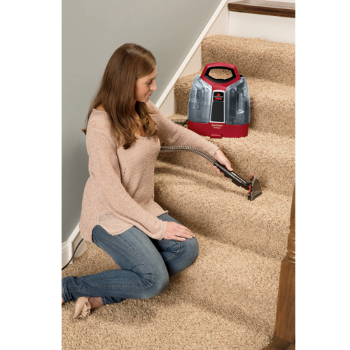 Spotclean Proheat Portable Carpet Cleaner 52074 Stair Cleaning