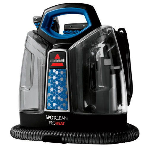 Spotclean Proheat Portable Carpet Cleaner Side View