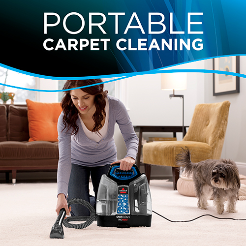 Spotclean Proheat Portable Carpet Cleaner Spot Stain Cleaning