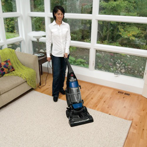 Total Floors Vacuum 52C2W rugs