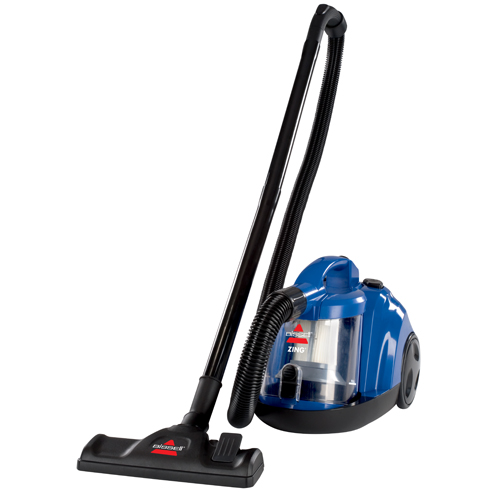 Zing Bagless Canister Vacuum 6489