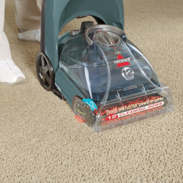 Proheat 2X Healthy Home Carpet Cleaner 66Q4 Cleanshot