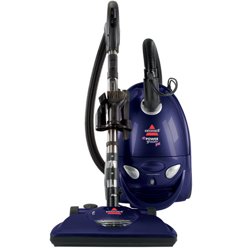 Powergroom 174 Pet Canister Vacuum Bissell 174